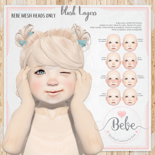 Bebe Blush Layers