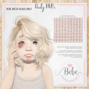 Bebe Ouchy Layers