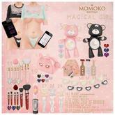 {Momoko}-14- Magical makeup brushes-Mint