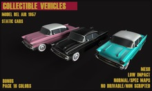 AS Classic Car Collection BA (16 Colors)▬Copy▬Modify▬Low Impact