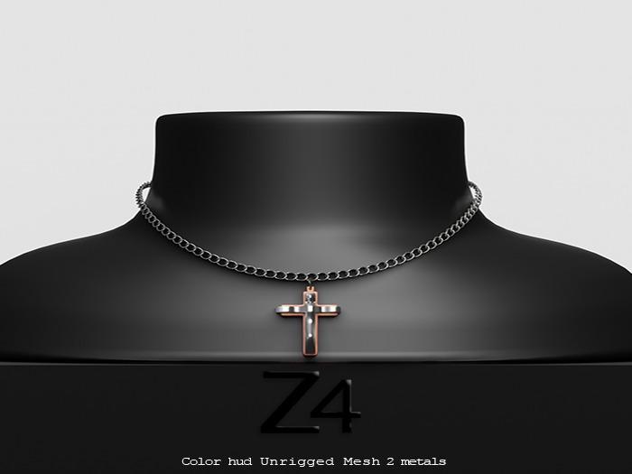 [Z4] - Bia - necklace (UNPACK)