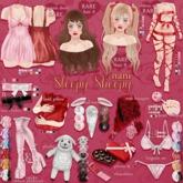 nani - sleepy sheepy - lingerie set 6 [maitreya]