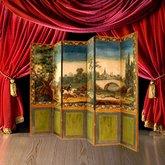 Exquisite 18th century Screen