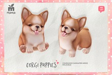MishMish - Corgi Puppy Companion [Boxed](attach)