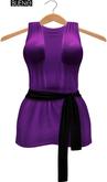 BUENO-NYC Dress-Purple - Maitreya, Slink HG, Belleza Freya