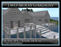 TMG - SEASCAPE - BASIC BEACH HOUSE*