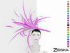 Zibska ~ Cesca Color Change Headpiece