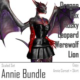 Annie Corset and Skirt Bundle [Jomo Females] (Boxed)