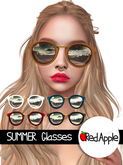 Red.Apple - SUMMER. Glasses