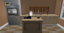 TS Kitchen Set
