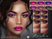 Sintiklia. - Make up Rainbow(CATWA)