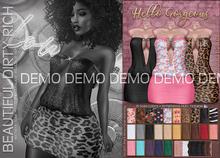*B.D.R.* Hello Gorgeous -Dress- DEMO