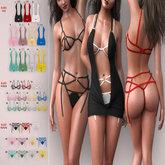 #9 Tachinni - Jacklyn Set - Dress - Maitreya - Fern Green