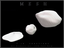 T-3D Creations [ CLOUD ] Micro and Regular MESH - Full Perm