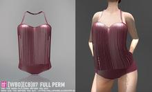 [WBD][CB]Full Perm 07 Leather skirt