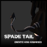 !Boneworks! > Spade Tail (boxed)