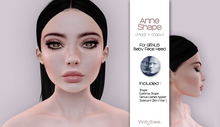 Violybee. Anne Shape (Genus Head Baby Face)