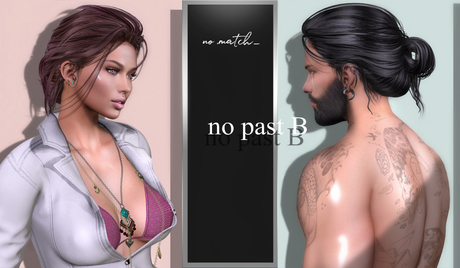 no.match_ ~ NO_PAST B ~ Pack of BROWNS