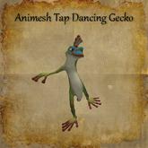 Bad Katz Animesh Tap Dancing Gecko