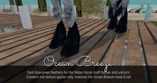 Lunistice: Ocean Breeze - Water Horse Feathers