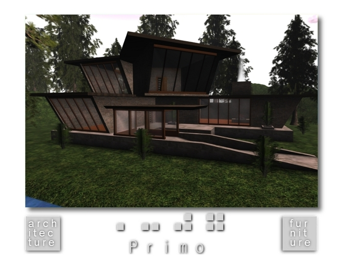 -Primo- The FLW House (People's choise winner!)