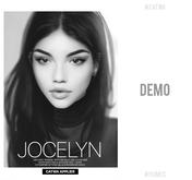 #PUMEC -  Jocelyn - DEMO - For Catwa heads
