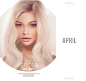 #PUMEC - VERONIK - APRIL (N) - SKIN (Genus)