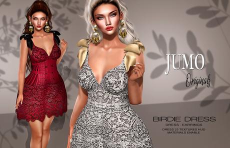 JUMO Originals - Birdie Dress - Maitreya Belleza Slink - ADD ME