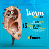 .:[PUMEC] :.  - / Mesh Ears\   -   Worm