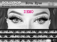 ~Dollypop~ Nova Omega Eyes DEMO