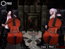 :: AZENOX :: Pose Cello - 01
