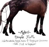 ~Mythril~ Simple Fluffs