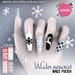 Astralia - Winter memories polish + Astralia's nails Coffin