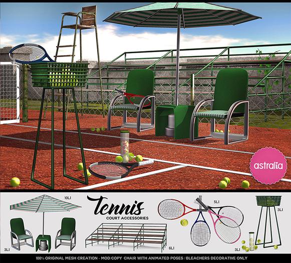 Astralia - Tennis Collection