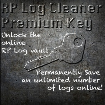 Rp Log Cleaner Premium Key