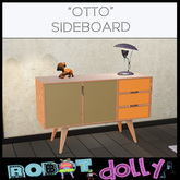 Robot Dolly - Otto Sideboard