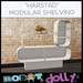 Robot Dolly - Harstad Modular Shelving