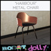 Robot Dolly - Harbour Metal Chair