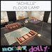 Robot Dolly - Achille Floor Lamp