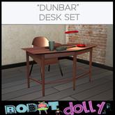 Robot Dolly  - Dunbar Desk Set