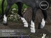 REIN - TeeglePet Leg Feathers UNICORN