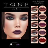 TONE 2 - Dark & Stormy Collection (wear to unpack)