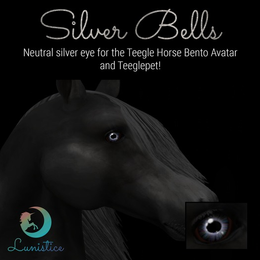 Lunistice: Silver Bells Eyes (for Teegle)