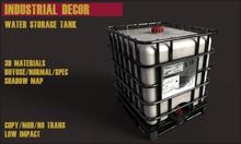 AS Water Storage Tank - Copy - Mod - Low Impact