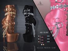 AdoreZ-Glenna Boots Hud Colors !