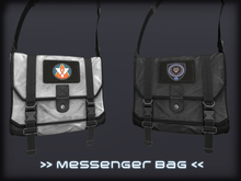 [P.0.E] - Messenger Bag