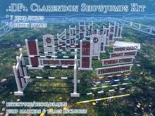 .:DF:. Clarendon Showjump Kit