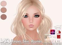 Esode Harper Skin applier LAQ Belle [Omega] SALE