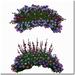 Mesh Garden Flower-Beds by Felix (3=24 Li 8x4m) copy-mody