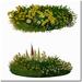 Mesh Garden Flower-Bed by Felix (6=25 Li=8x4m) copy-mody